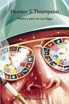 portada Miedo y Asco en las Vegas