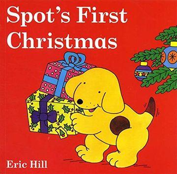 portada Spot's First Christmas (Color) (libro en Inglés)
