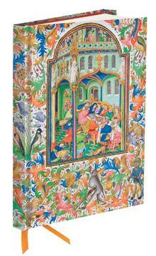 portada Illuminated Manuscript Marriage Feast at Cana (Foiled Journal) (Flame Tree Notebooks)