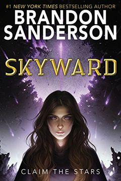 portada Skyward (libro en inglés)