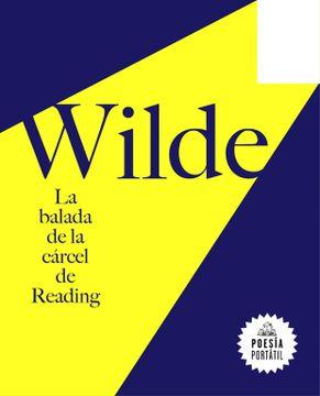 portada La Balada de la Cárcel de Reading