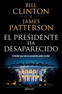 portada El Presidente ha Desaparecido