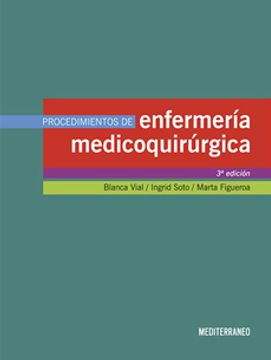 portada Procedimientos de Enfermeria Medicoquirurgica 3º Edicion