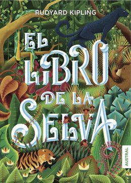 portada El Libro de la Selva