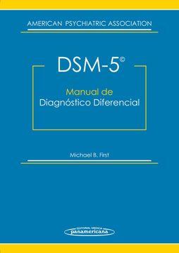 portada Dsm-5. Manual de Diagnóstico Diferencial