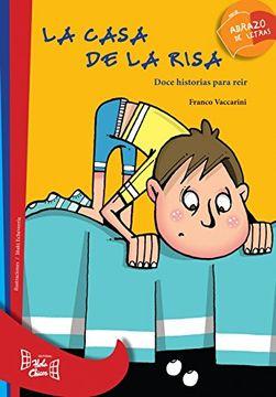 portada Casa de la Risa Doce Historias Para Reir