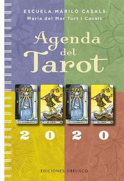 portada Agenda del Tarot 2020