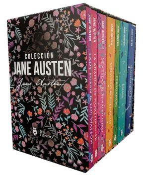 portada Caja Novelas Completas Jane Austen