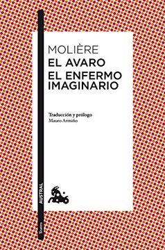 portada El Avaro / El Enfermo Imaginario