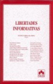 portada Libertades informativas 1ª edicion