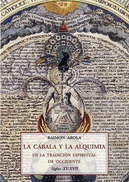 portada La Cabala y la Alquimia en la Tradicion Espiritual de Occidente
