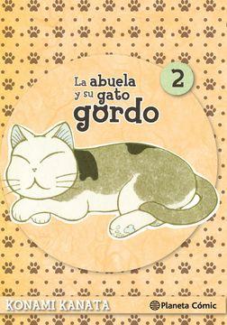 portada La Abuela y su Gato Gordo nº 02