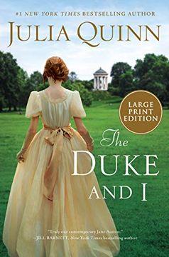 portada The Duke and i: Bridgerton: 1 (libro en Inglés)