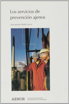 portada Los servicios de prevención ajenos