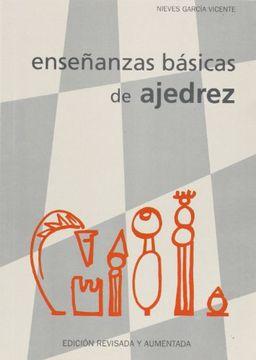 portada Enseñanzas Básicas de Ajedrez