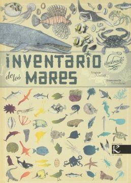 portada Inventario Ilustrado de los Mares