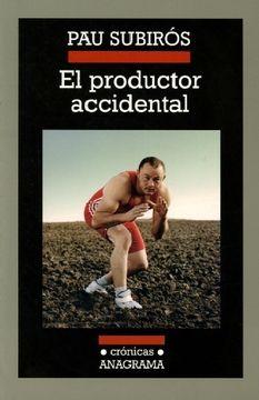 portada El Productor Accidental