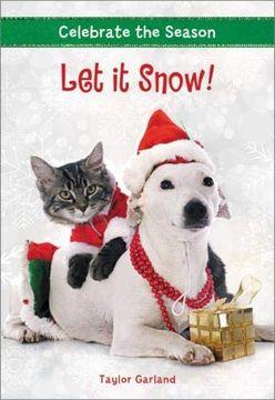 portada Celebrate the Season: Let it Snow! (libro en Inglés)