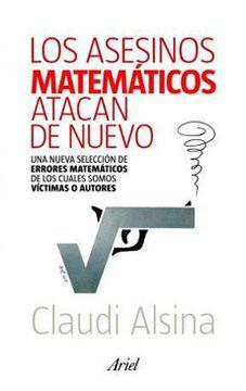 portada Los Asesinos Matematicos Atacan de Nuevo