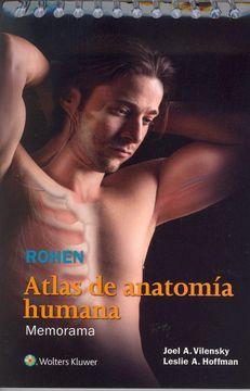 portada Atlas de Anatomia Humana. Memorama