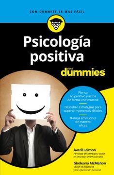 portada Psicología Positiva Para Dummies