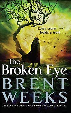 portada The Broken Eye (Lightbringer)