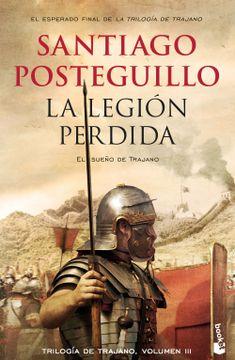 portada La Legion Perdida (Trilogia de Trajano, 3)