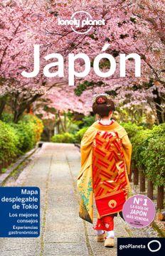 portada Japón 5 (Guías de País Lonely Planet)