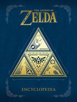 portada The Legend of Zelda Encyclopedia (libro en Inglés)