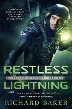 portada Restless Lightning: Breaker of Empires, Book 2 (libro en inglés)