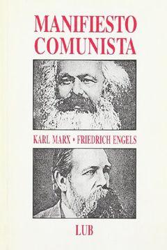 portada Manifest comunista