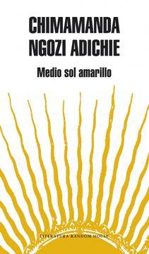 portada Medio sol Amarillo