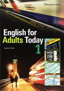 portada English for Adults Today 1 st 17