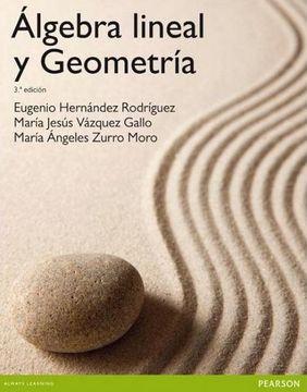 portada Álgebra Lineal y Geometría