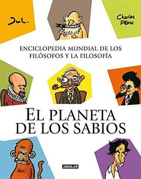 portada El Planeta De Los Sabios (la Planète Des Sages) (otros Generales Aguilar.)