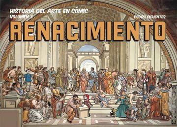portada Historia del Arte en Cómic. El Renacimiento