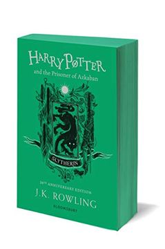 portada Harry Potter and the Prisoner of Azkaban - Slytherin Edition (libro en Inglés)