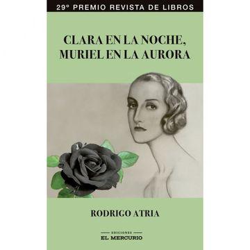 portada Clara en la Noche, Muriel en la Aurora