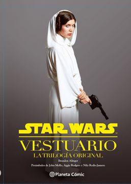 portada Star Wars Vestuario: La TrilogãA Original (Star Wars Diccionario Visual Completo)