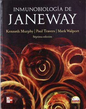portada Inmunobiologia de Janeway C/Cdrom 7ed