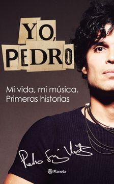 portada Yo, Pedro