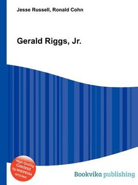 portada gerald riggs, jr.