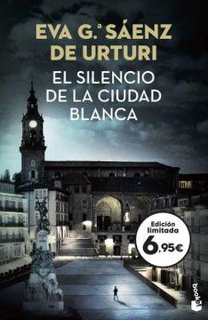 portada El Silencio de la Ciudad Blanca