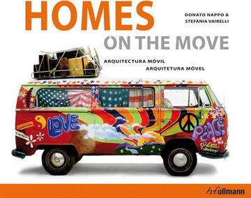 portada homes on the move. arquitectura movil