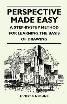 portada perspective made easy - a step-by-step method for learning the basis of drawing