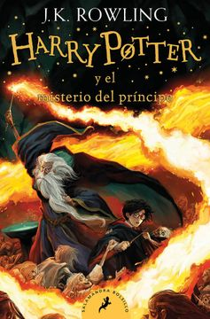 portada Harry Potter y el Misterio del Príncipe (Harry Potter 6)