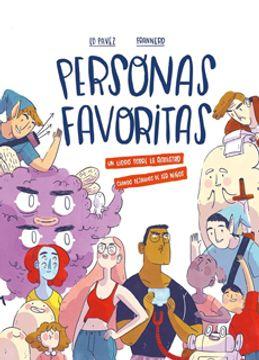 portada Personas Favoritas. Un Libro Sobre la Amistad