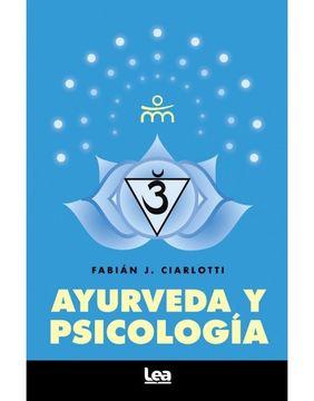 portada Ayurveda y Psicologia