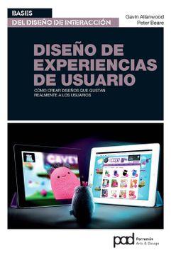 portada Diseño de Experiencias de Usuario (Bases del Diseño de Interacción)