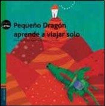 portada Col. Peque Letra - Pequeño Dragon Viaja